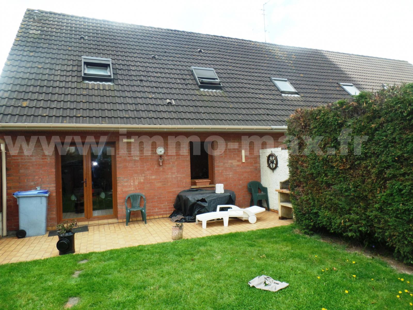 Vente maison dunkerque 59640 6 pi ce s 80 m2 for Garage de la mer dunkerque